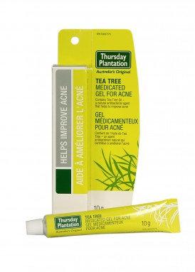 Tea Tree Medicated Gel for Acne- Thursday Plantation