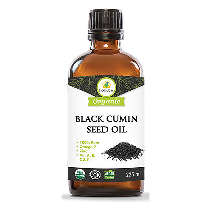 Raw Black Seed Oil-Ecoideas