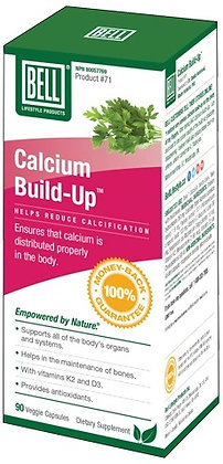 Calcium Build-Up- Bell