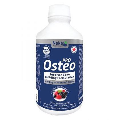 Pro-Osteo 600mL- Naka Platinum