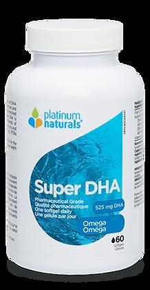 Super DHA- Platinum Naturals