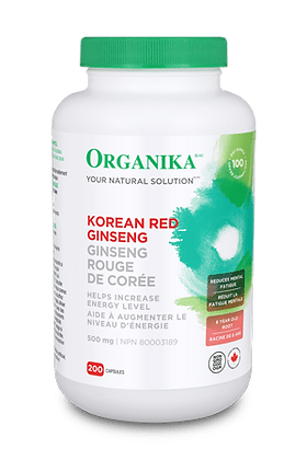 Korean Red Ginseng- Organika