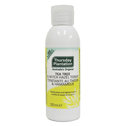 Tea Tree & Witch Hazel Toner- Thursday Plantation