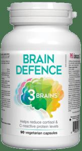 Brain Defense- 3 Brains