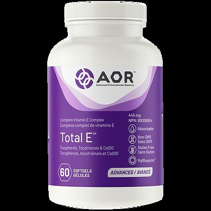 Total E- AOR