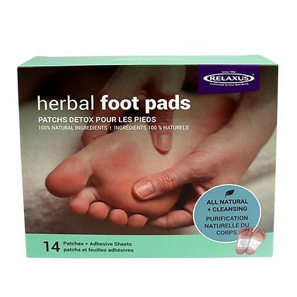 Herbal Foot Pads- Relaxus