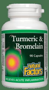 Turmeric & Bromelain