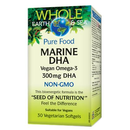 Marine DHA- Whole Earth & Sea