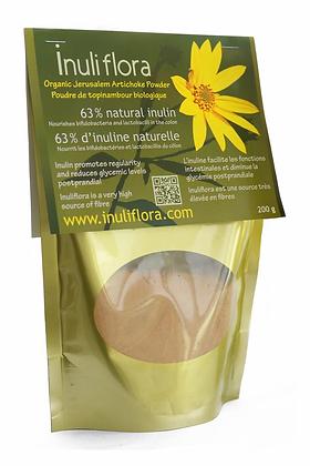 Organic Jerusalem Artichoke Powder- Inuliflora