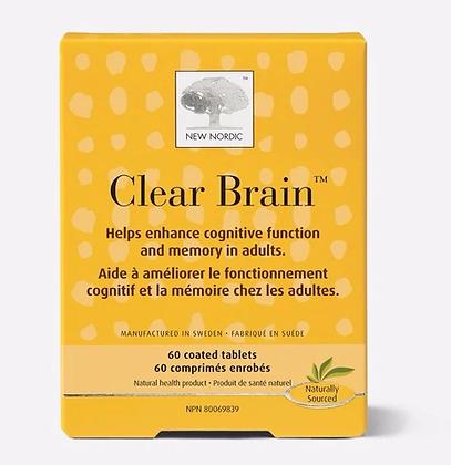 Clear Brain- New Nordic