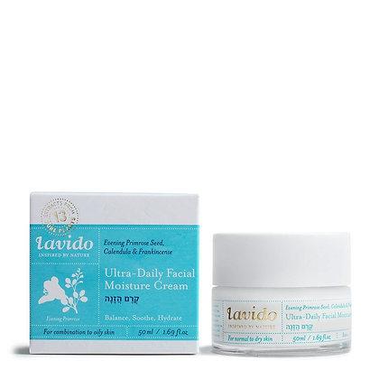 Ultra Daily Facial Moisture Cream – 50ml