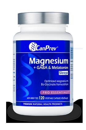 Magnesium +Gaba & Melatonin