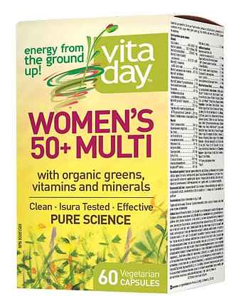 Women's 50+ Multi- Vita Day
