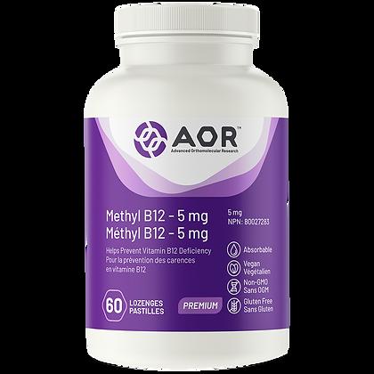 Methylcobalamin (B12)- AOR Advanced Series