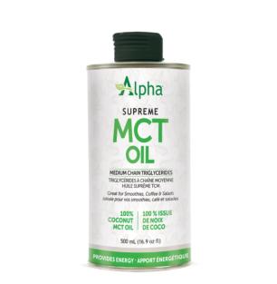 Supreme MCT Oil- Alpha