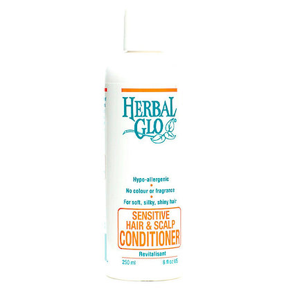 Sensitive Hair & Scalp Conditioner- Herbal Glo