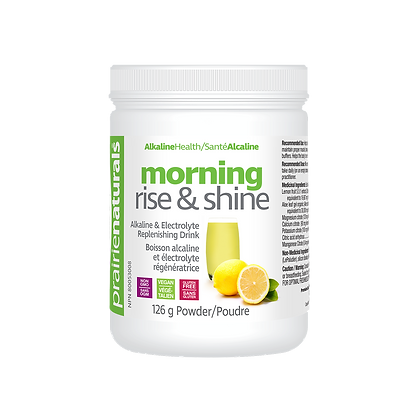 Morning Rise & Shine-Prairie Naturals