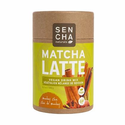 Matcha Latte Vegan Drink Mix- Sencha Naturals