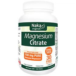 Magnesium Citrate- Naka Original