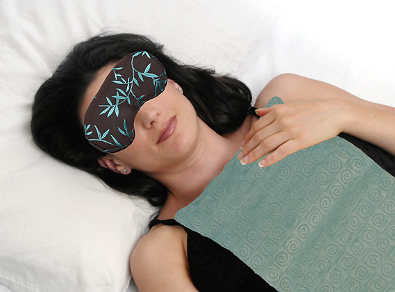 Aromatherapy Sleep Mask - Warm Buddy