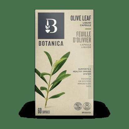 Olive Leaf Liquid Capsules- Botanica