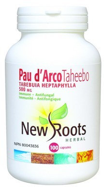 Pau d'Arco Taheebo- New Roots
