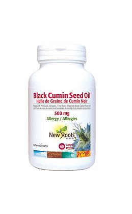 Black Cumin Seed Oil- New Roots