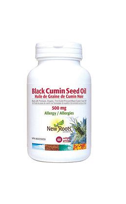 Black Cumin Seed Oil- New Roots