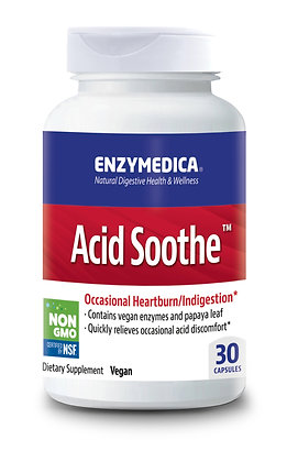 Acid Soothe- Enzymedica