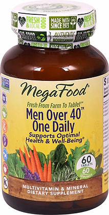 Men Over 40 One Daily- MegaFood