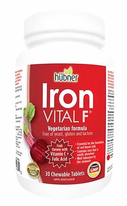 Iron Vital F- Hubner