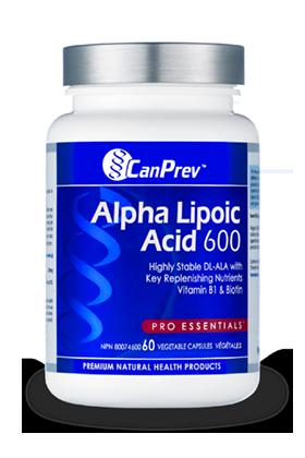 Alpha Lipoic Acid 600