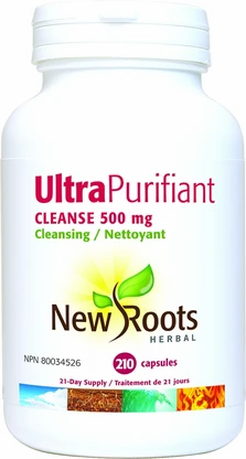 UltraPurifiant Cleanse- New Roots