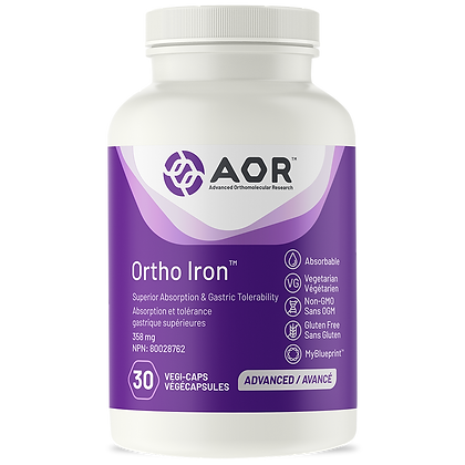 Ortho Iron- AOR