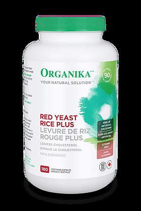 Red Yeast Rice Plus- Organika