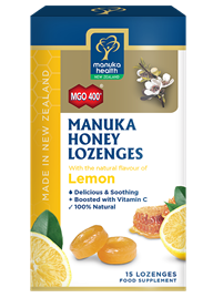 Manuka Honey Lozenges- Manuka Health