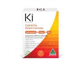 Cold & Flu- Ki