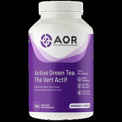 Active Green Tea- AOR