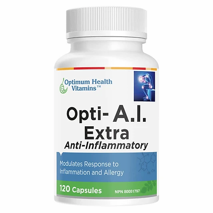 Opti-A.I. Extra- Optimum Health Vitamins
