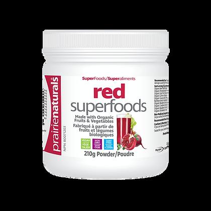Red Superfoods-Prairie Naturals