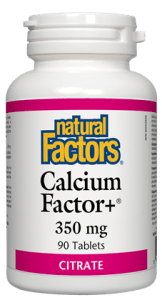 Calcium Factor+ Natural Factors