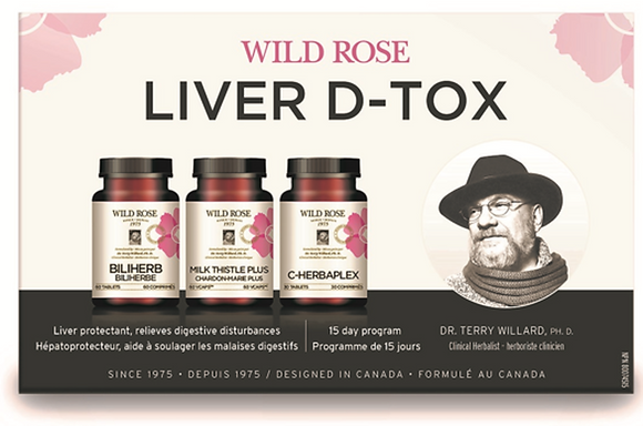Liver D-Tox- Wild Rose