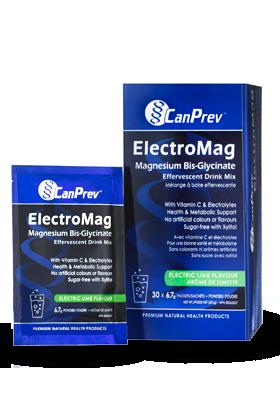 ElectroMag Magnesium Bis-Glycinate