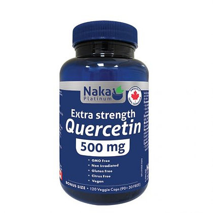 Extra Strength Quercetin- Naka
