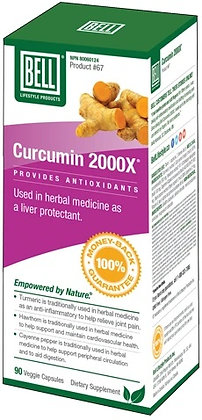 Curcumin 2000X