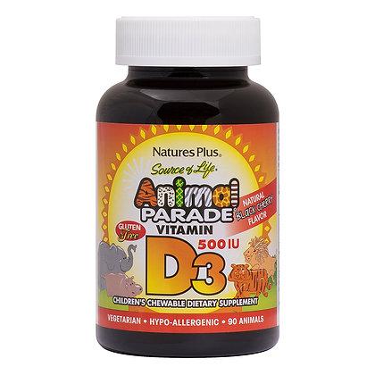 Vitamin D3- Nature's Plus