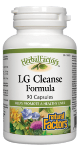 LG Cleanse Formula- Herbal Factors