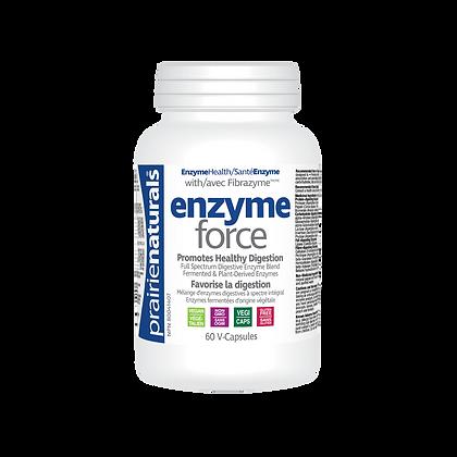 Enzyme Force- Prairie Naturals