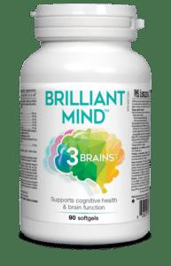 Briliant Mind- 3 Brains