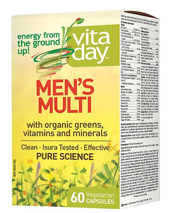 Men's Multi- Vita Day